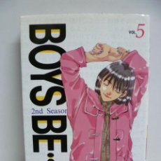 Cómics: BOYS BE - VOL 5 (EN JAPONES). Lote 44832913