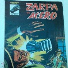 Cómics: ZARPA DE ACERO - NÚMERO 2 - LA ZARPA FATAL - 1981. Lote 44834654