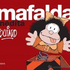 Cómics: MAFALDA INEDITA QUINO: PREMIO PRINCIPE DE ASTURIAS 2014. ( REBAJADO). Lote 44931070