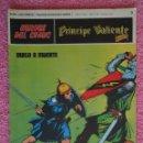 Cómics: PRINCIPE VALIENTE 3 EDICIONES BURU LAN 1972 HEROES DEL COMIC DUELO A MUERTE HAL FOSTER. Lote 45009397