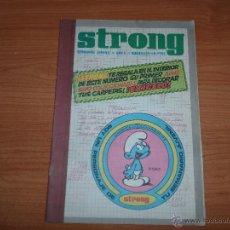 Cómics: STRONG Nº 35 EDICIONES ARGOS 1969. Lote 45053145