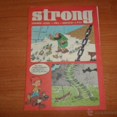 Cómics: STRONG Nº 62 EDICIONES ARGOS 1969. Lote 45053374