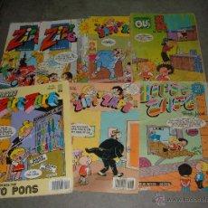 Cómics: LOTE COMICS ZIPI ZAPE. Lote 45225860