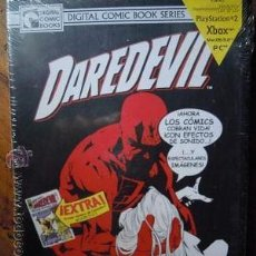 Cómics: DAREDEVIL. VOL. 1: NÚMEROS 1-8. DIGITAL COMIC BOOKS. DVD. PRECINTADO.. Lote 45270566