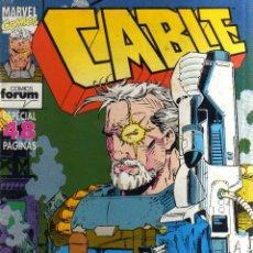 Cómics: CABLE Nº 1 - CJ142. Lote 45284908
