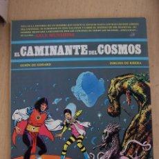 Comics : COMICS DE AUTOR. JULIO RIBERA EN EL CAMINANTE DEL COSMOS Nº 1 EN RUSTICA. Lote 45438111