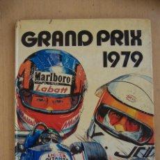 Cómics: COMICS DE AUTOR. WILLY RICHARD EN GRAND PRIX 1979. Lote 45438277