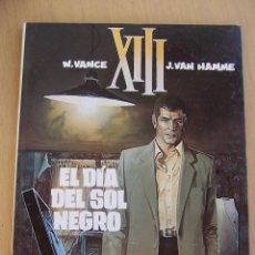 Cómics: COMICS DE AUTOR. W. VANCE EN XIII Nº 1 Y TRES Nº DE BOB MORANE Y 4 DE BRUCE J. HAWKER.. Lote 45439284