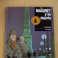 Cómics: COMICS DE AUTOR. PHILIPPE WURN. EN MAIGRET Nº 1. Lote 45439884