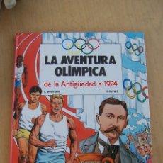 Comics : COMICS DE AUTOR. P. DUPUIS EN LA AVENTURA OLÍMPICA Nº 1. Lote 45439990