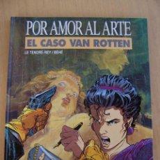 Comics : COMICS DE AUTOR. REY/BÉHÉ EN POR AMOR AL ARTE Nº 1. Lote 45440387