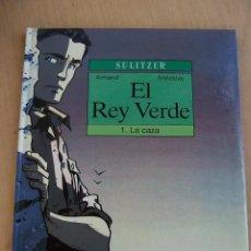 Comics : COMICS DE AUTOR. JACQUES ARMAND EN EL REY VERDE Nº 1. Lote 45440629