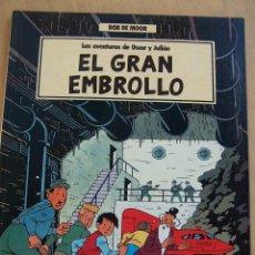 Cómics: COMICS DE AUTOR. BOB DE MOOR EN OSCAR Y JULIAN Nº 1 Y BARELLI Nº 1. Lote 45440710