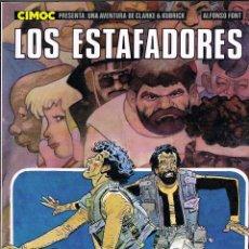 Cómics: C&K LOS ESTAFADORES. Lote 45547007