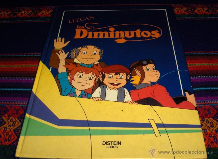 LLEGAN LOS DIMINUTOS. TIMUN MAS DISTEIN LIBROS 1986. TAPA DURA. RARO. BUEN ESTADO. (Tebeos y Comics - Comics otras Editoriales Actuales)
