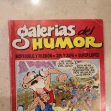 Cómics: GALERIAS DEL HUMOR - 19 - 2º SERIE. Lote 45632001