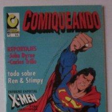 Cómics: COMIQUEANDO - Nº 1. Lote 45712538