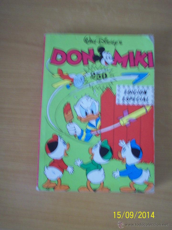 DOM MIKI EDICION ESPECIAL (Tebeos y Comics Pendientes de Clasificar)