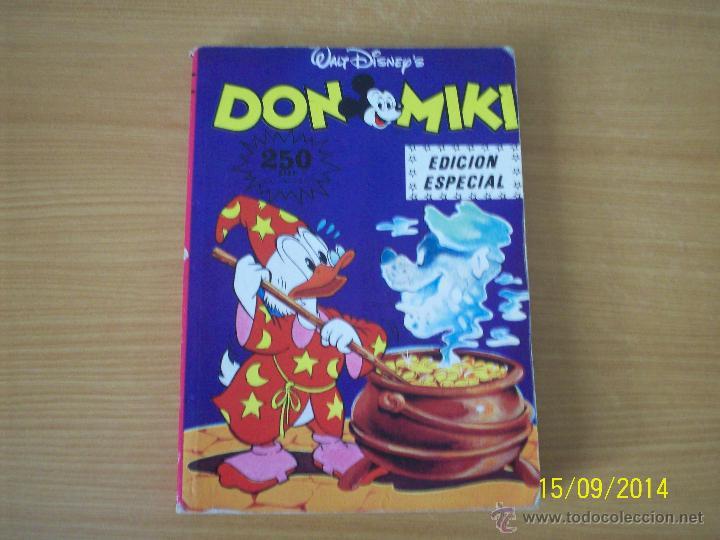 DON MIKI EDICION ESPECIAL (Tebeos y Comics Pendientes de Clasificar)