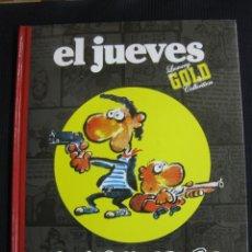 Cómics: EL JUEVES GOLD COLLECTION. MAKINAVAJA. GOLDEN YEARS. IVA.EL JUEVES 2008.. Lote 45792734