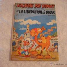 Cómics: YALAHAS PIFF IADDO . EN LA LIBERACION DE OMAR. Lote 45819152