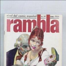Comics - Cómic para Adultos Rambla - Número 14 - Año 1984 - 45863439