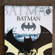 Cómics: BATMAN, AÑO 1. MILLER /MAZZUCCHELLI. PLANETA DE AGOSTINI, 2005. Lote 45872108