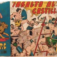 Cómics: TORG. HIJO DE LEÓN. Nº 19. ¡ASALTO AL CASTILLO!. EDITORIAL ANDALUZA. 1960(C/A3). Lote 45980253