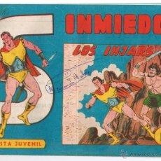 Cómics: SINMIEDO. Nº 11. LOS IHJARS. EDICIONES ACRÓPOLIS. 1962.(C/A3). Lote 45980462