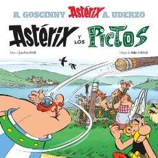 Cómics: CÓMICS. ASTÉRIX 35. ASTÉRIX Y LOS PICTOS - GOSCINNY/UDERZO (CARTONÉ). Lote 137503409