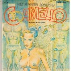 Comics: UN FANZIN LLAMADO CAMELLO. Nº 7. (RF.MA). Lote 46041210