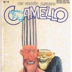 Comics: UN FANZIN LLAMADO CAMELLO. Nº 8. (RF.MA). Lote 46041241
