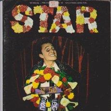 Cómics: STAR - COMIX Y PRENSA MARGINAL - Nº 50 - MENSUAL. Lote 46041516