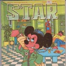 Cómics: STAR - COMIX Y PRENSA MARGINAL - EXTRA - Nº 42 - MENSUAL. Lote 46041574