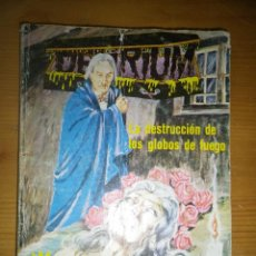 Cómics: DELIRIUM Nº 4 LA DESTRUCCIÓN DE LOS GLOBOS DE FUEGO. Lote 133366734