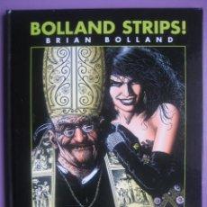 Cómics: BOLLAND STRIPS, BRIAND BOLLAND, GLENAT, NUEVO TAPA DURA. . Lote 46093820