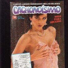 Cómics - CACHONDÍSIMO nº 26 , humor grafico y fotos de chicas -Edita: ZINCO en el sello tiburon - 46103652