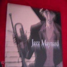 Cómics: JAZ MAYNARD 1 - HOME SWEET HOME - RAULE & ROGER - DIABOLO EDICIONES - CARTONE. Lote 46125911