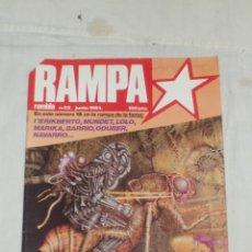 Cómics: RAMPA. Lote 46173981