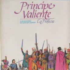 Cómics: PRINCIPE VALIENTE: LA PROFECÍA. HAROLD R. FOSTER. BURULAN, 1983. Lote 46287807