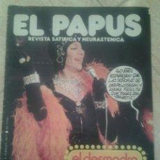 Cómics: REVISTA EL PAPUS NÚMERO 142 AÑO 1977. Lote 46293114