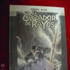 Cómics: EL CAZADOR DE RAYOS - KENNY RUIZ - COL. IBERIAPLUS 4 - EDITORIAL DOLMEN - CARTONE. Lote 85978842