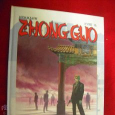 Cómics: ZHONG GUO - HERMANN & YVES - COL. B DOLMEN - EDITORIAL DOLMEN - CARTONE. Lote 46325614