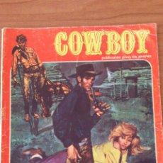 Cómics: COWBOY. Lote 46382212