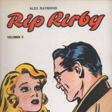 Cómics: RIP KIRBY (VOL.2). ALEX RAYMOND EDICIONES B.O., 1981. Lote 46407710