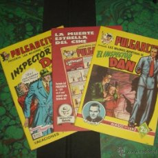 Cómics: INSPECTOR DAN (BRUGUERA). EDICIONES ESPECIALES.. Lote 46432503