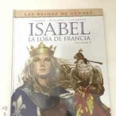 Cómics: ISABEL. LA LOBA DE FRANCIA 2 - YERMO EDICIONES. Lote 46482166