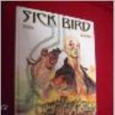 Cómics: SICK BIRD, TRILLO, BOBILLO, IMAGICA. Lote 46555047