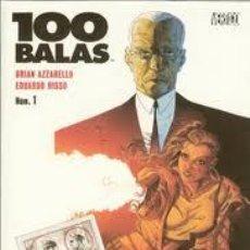 Cómics: 100 BALAS NÚMEROS 1 A 4, PLANETA. Lote 46587144