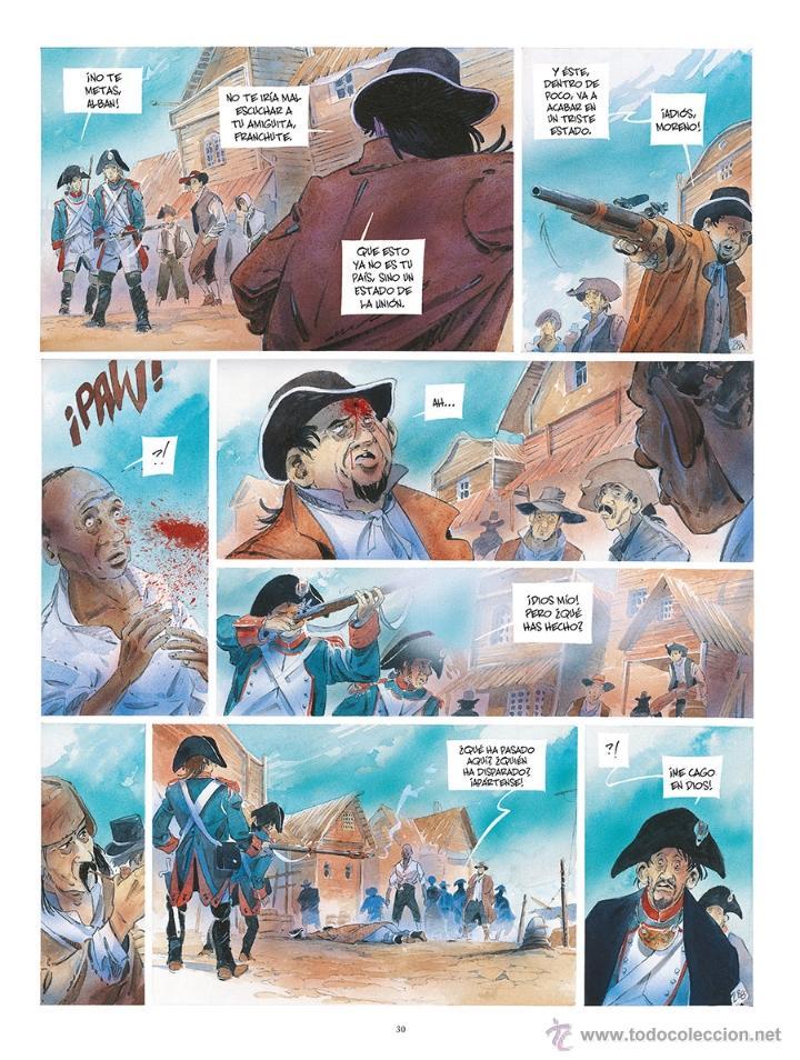 Cómics: Cómics. Frenchman - Patrick Prugne (Cartoné) - Foto 2 - 276905378
